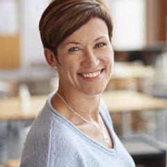 Anne Vierelä, johtava rehtori