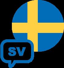 Svenskspråkigt material