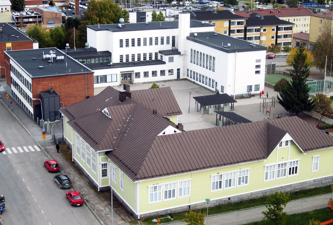 Edvin Laineen koulurakennukset